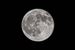 Pleine lune de Novembre