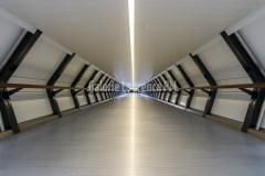 Architecture à Canary Wharf